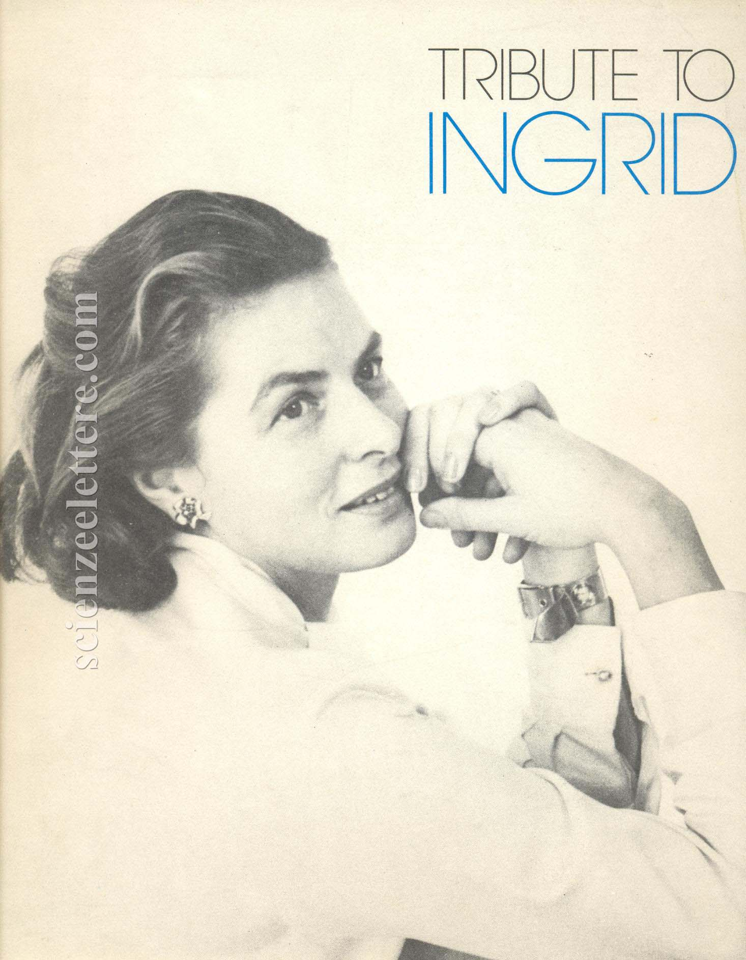 ... use the form below to delete this tribute to ingrid bergman image from